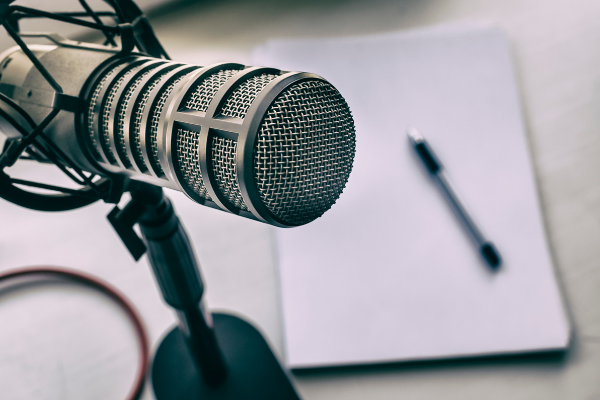 How to cite a podcast