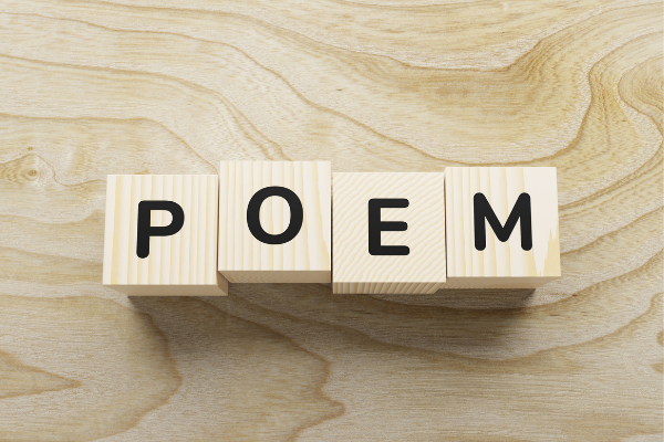 How to cite a poem